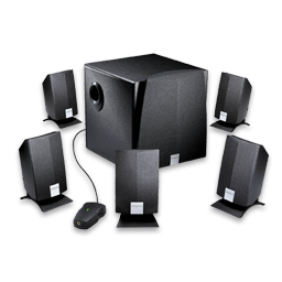 Creative Inspire Surround Speaker icon