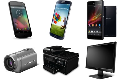 Devices Pack 3 Icons