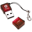 Pen Drive HP 165w 16GB Red icon
