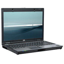 Notebook HP Compaq 6910p icon