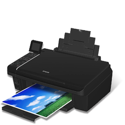Printer Scanner Epson TX 410 icon