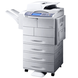 Printer Scanner Photocopier Samsung SCX 6545 icon