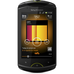 Smartphone Sony Live with Walkman WT19a 02 icon