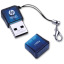 Pen Drive HP 165w 16GB Blue icon