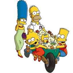 The Simpsons 03 icon
