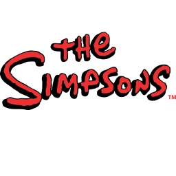 The Simpsons Logo icon