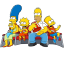 The Simpsons 02 icon