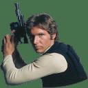 Han Solo 02 icon
