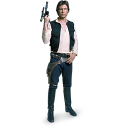Han Solo 01 icon