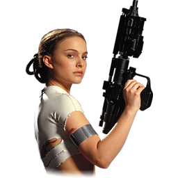 Padme Amidala icon