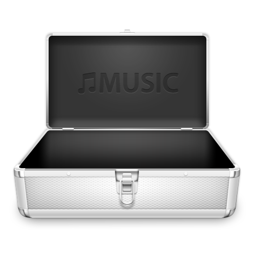 Music Case Icon Media Case Iconset Joy Vincent