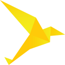 bird yellow icon