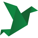 birds green icon