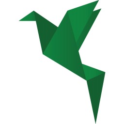 birds green 2 icon