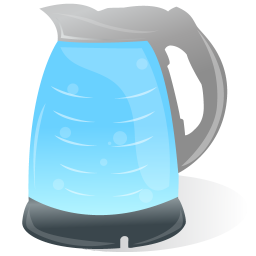 Water Boiler Electric Kettle icon
