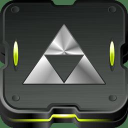 Zelda triforce icon