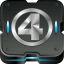 fantastic 4 icon