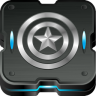 Cap-america-shield icon