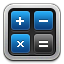 Calculator 6 icon