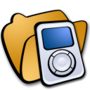 folder ipod icon