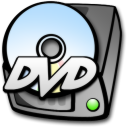 Harddrive dvd icon