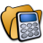 folder math icon