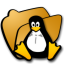 Folder-linux icon