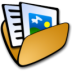 Folder-documents icon