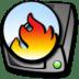 Harddrive-cdrom-burner icon