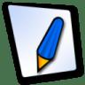 Doc-bluepen icon