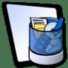 Doc-trash icon