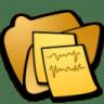 Folder-stickies icon