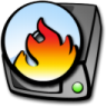 Harddrive-cdrom-burner icon
