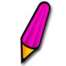 Pen-pink icon