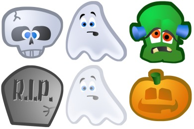 Helloween Icons