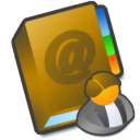 adressbook manager icon