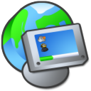 computer network 2 icon