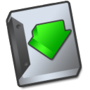 Document downloaded icon