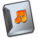 Document-sound icon