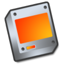 harddrive removeable disabled icon