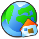 internet homesite icon