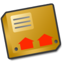 package zip or something like this icon