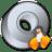 Cdrom-linux-knoppix icon