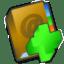 Adressbook-add icon