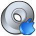 Cdrom-apple icon