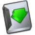 Document-downloaded icon