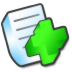 New-document icon