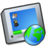 Virtual-desktop icon