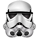 Starwars Stormtrooper icon