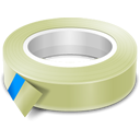 Sticky tape icon